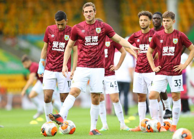 Burnley FC Squad 2020-21