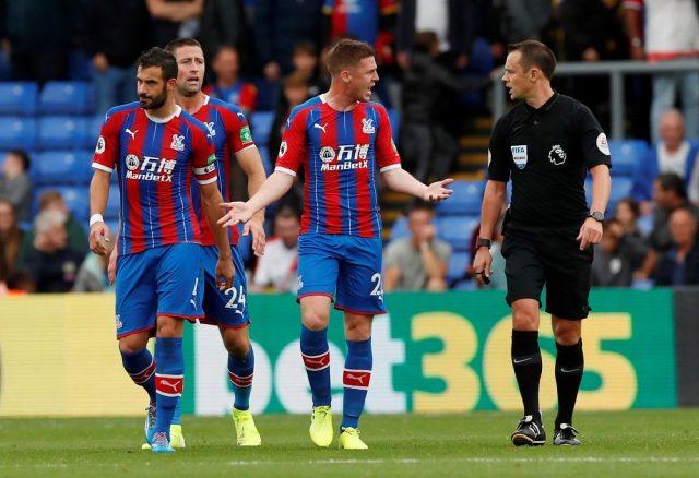 Crystal Palace Transfers 2020