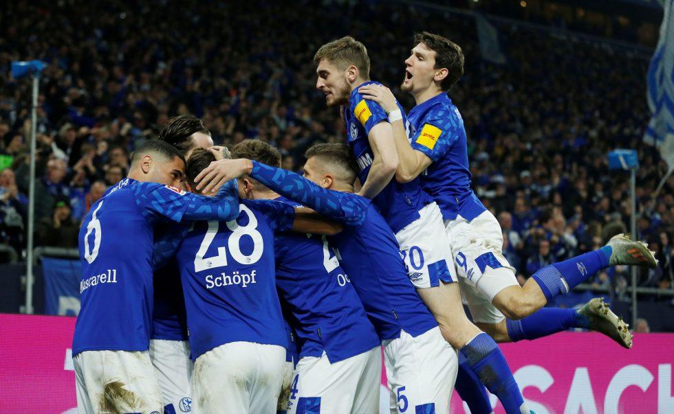 FC Schalke 04 Players Salaries 2020