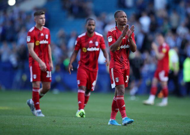 Fulham FC Squad 2020