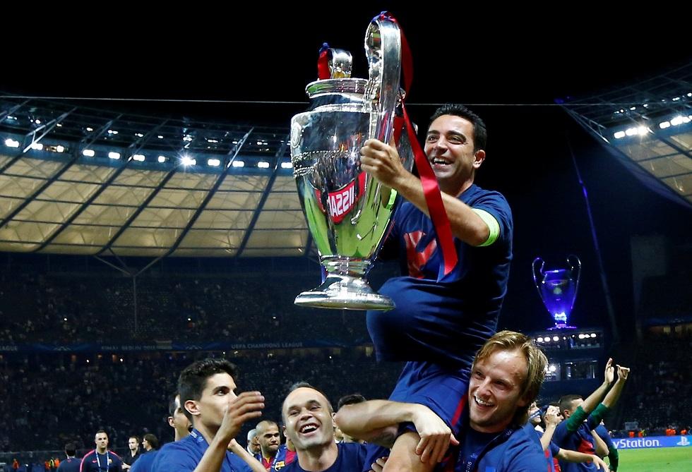 Managing Barcelona Will Be No Problem - Xavi