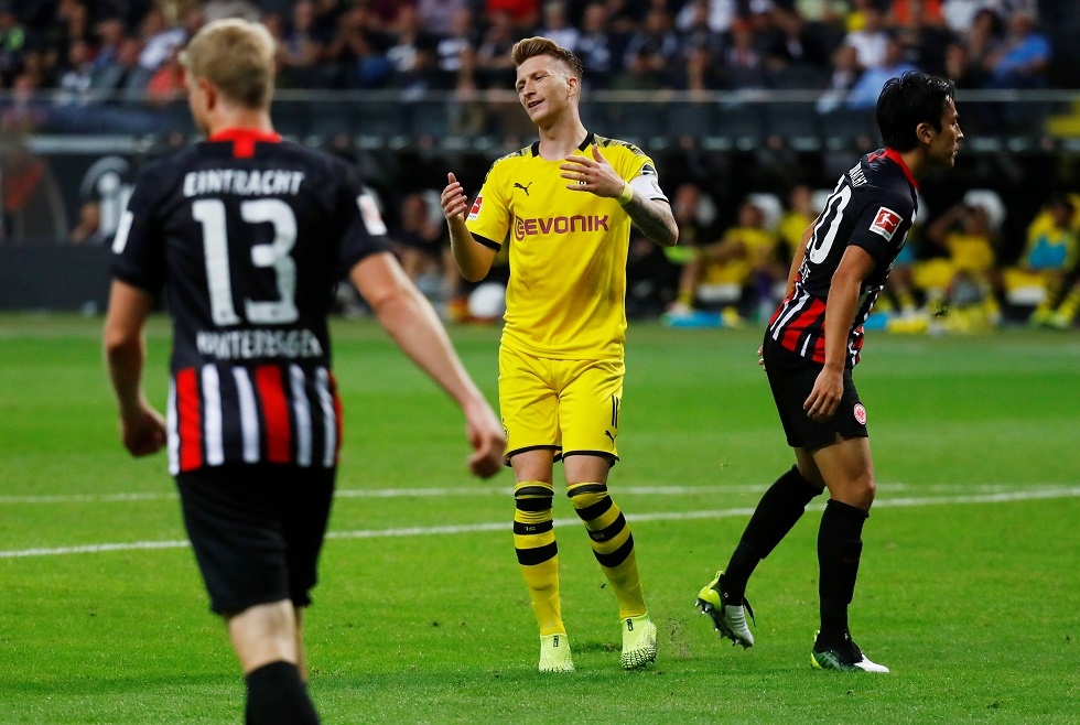 Marco Reus Steamed Up In Post-Match Inteview