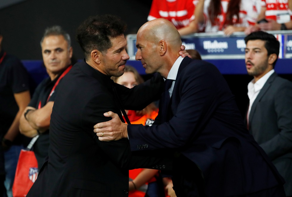 Real Madrid Deserved Much More In 0-0 El Derbi - Zinedine Zidane
