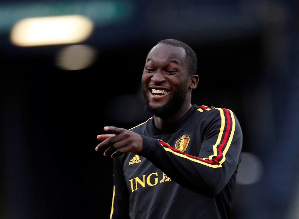 Romelu Lukaku Finally Happy After Manchester United Exit: Roberto Martinez