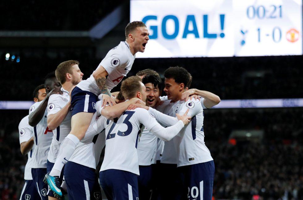 Tottenham Hotspur transfers list