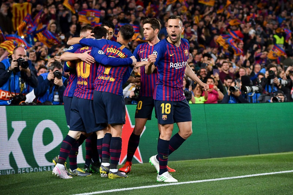 FC Barcelona Players Salaries 2019/20 (Weekly Wages)