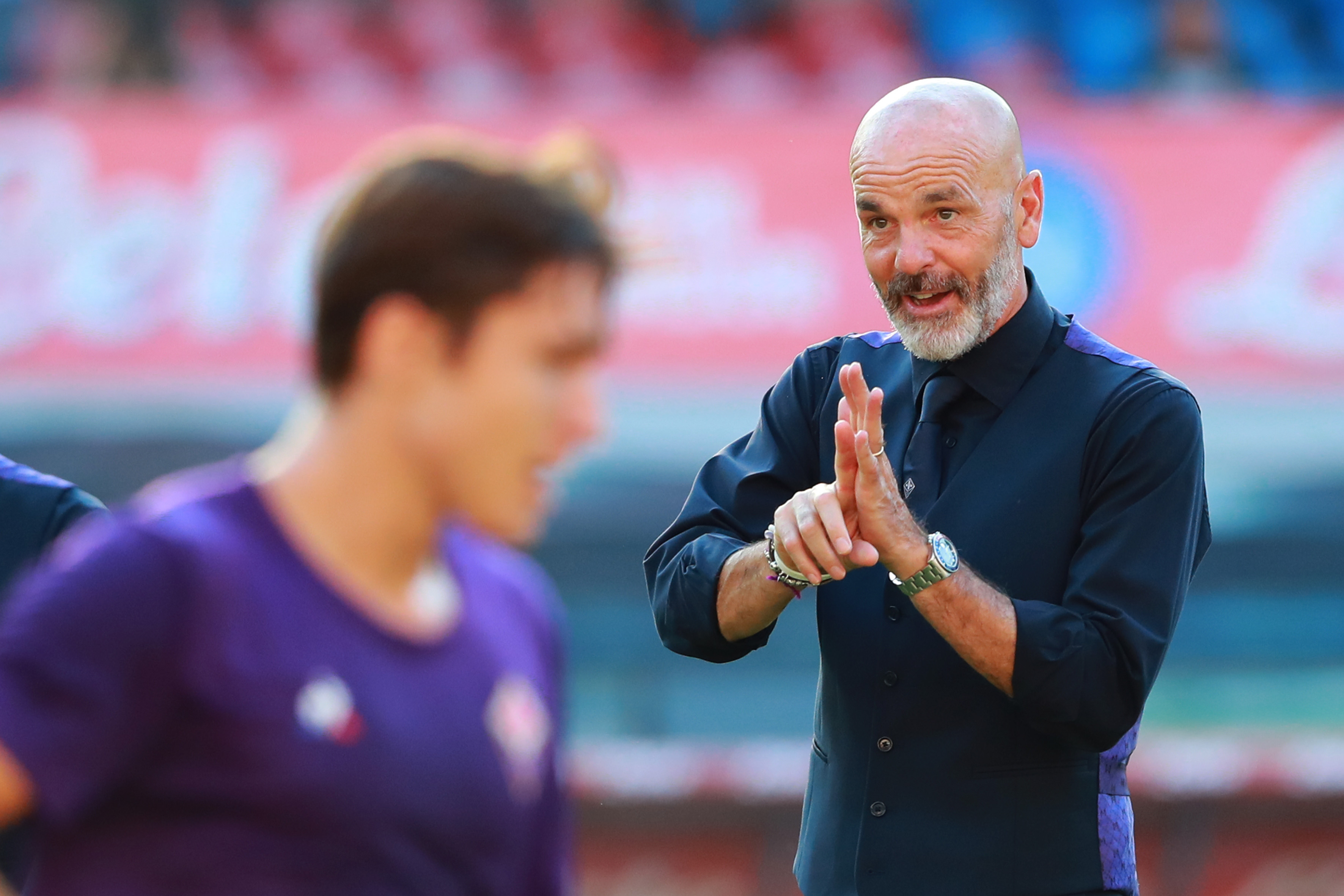 OFFICIAL AC Milan appoint former Fiorentina and Inter Milan coach Stefano Pioli