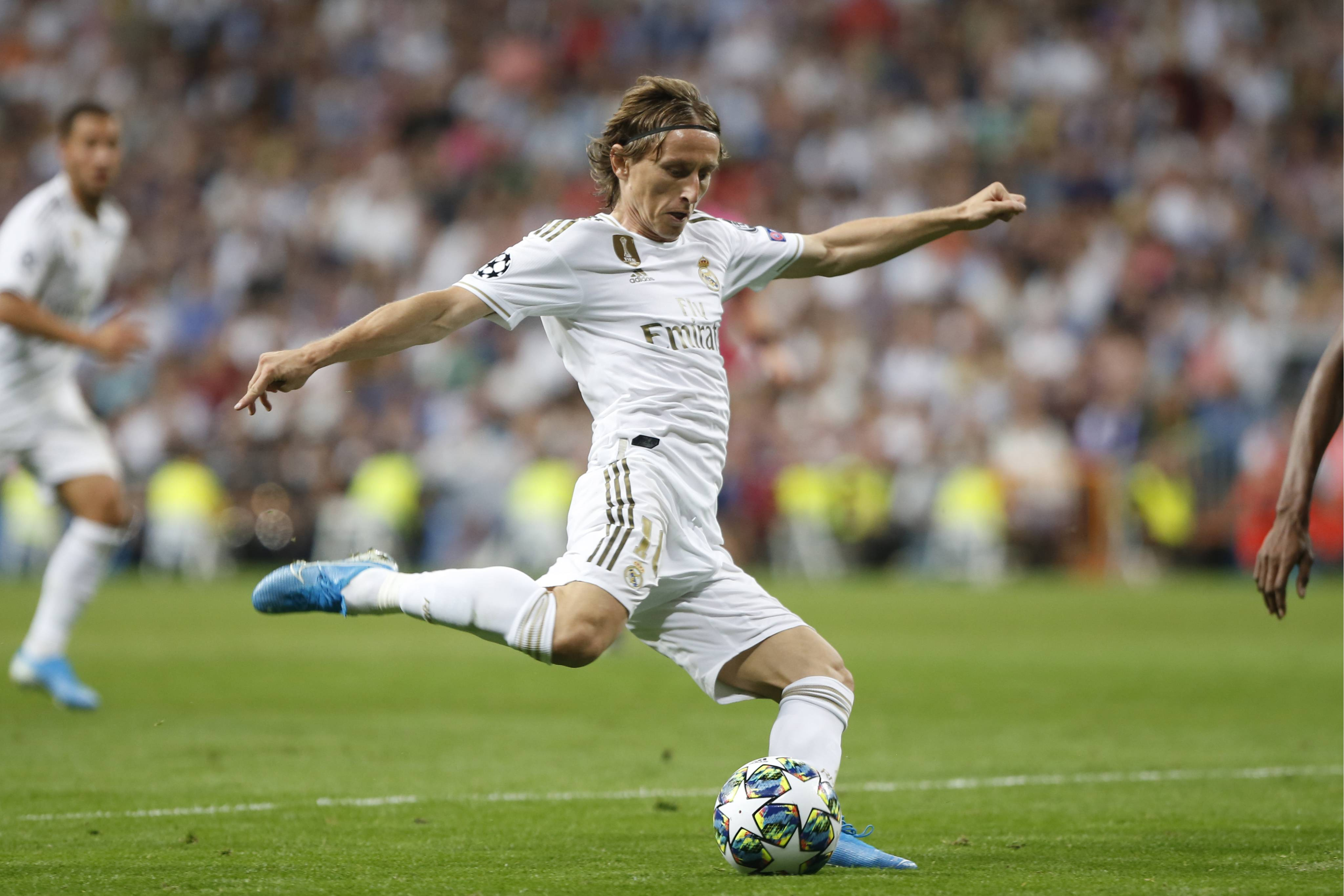 AC Milan could land weakened Real Madrid star Luka Modric on a free transfer