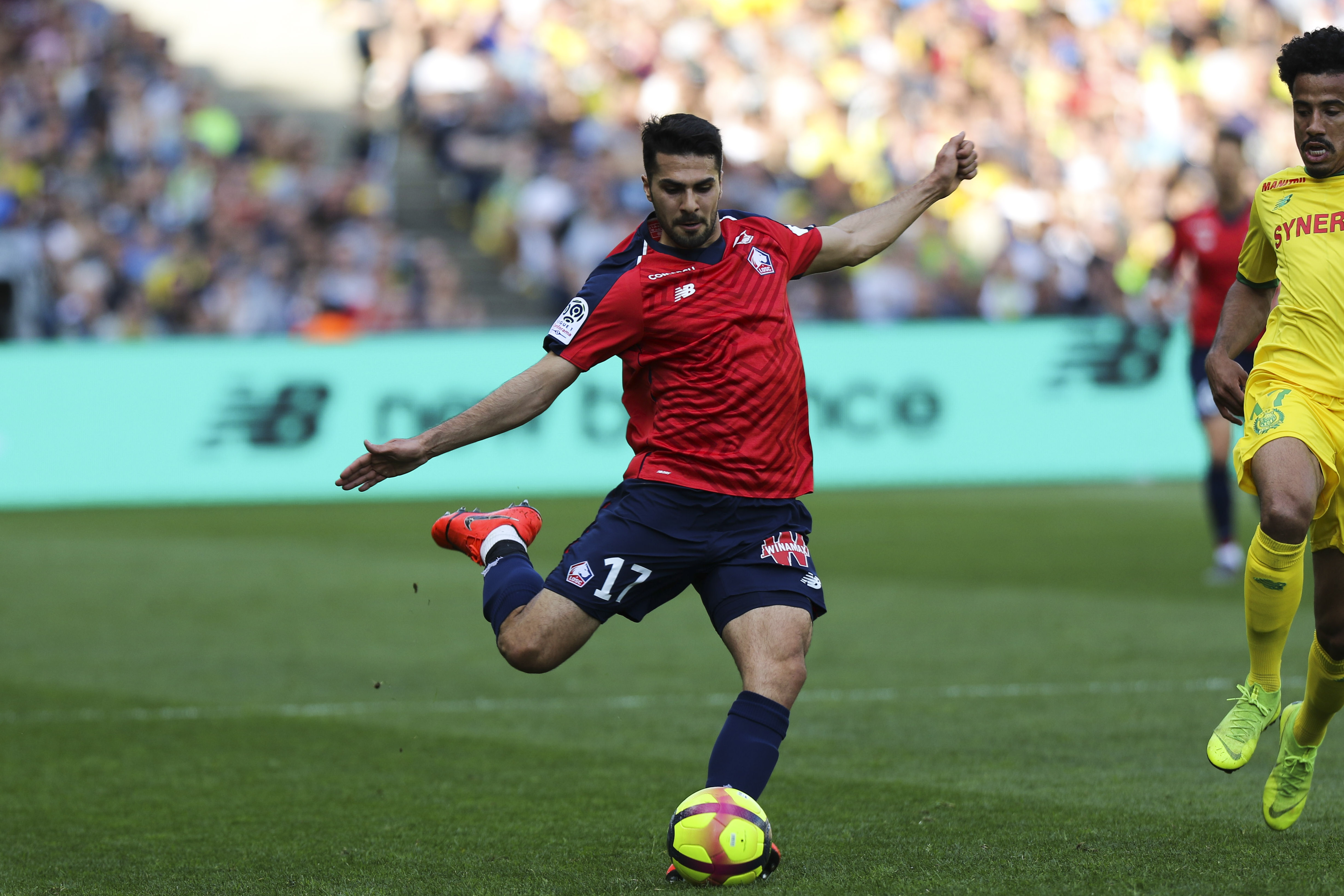 AC Milan keep an eye on Lille defender Zeki Celik