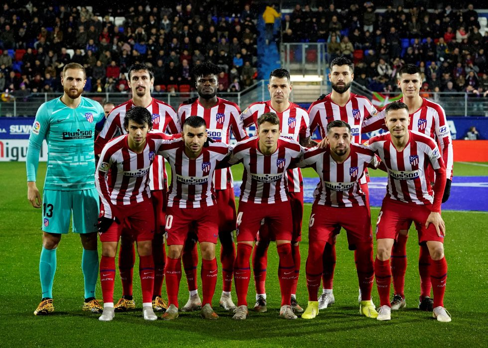 Atletico Madrid Player Salaries 2020 Weekly Wages Highest Paid