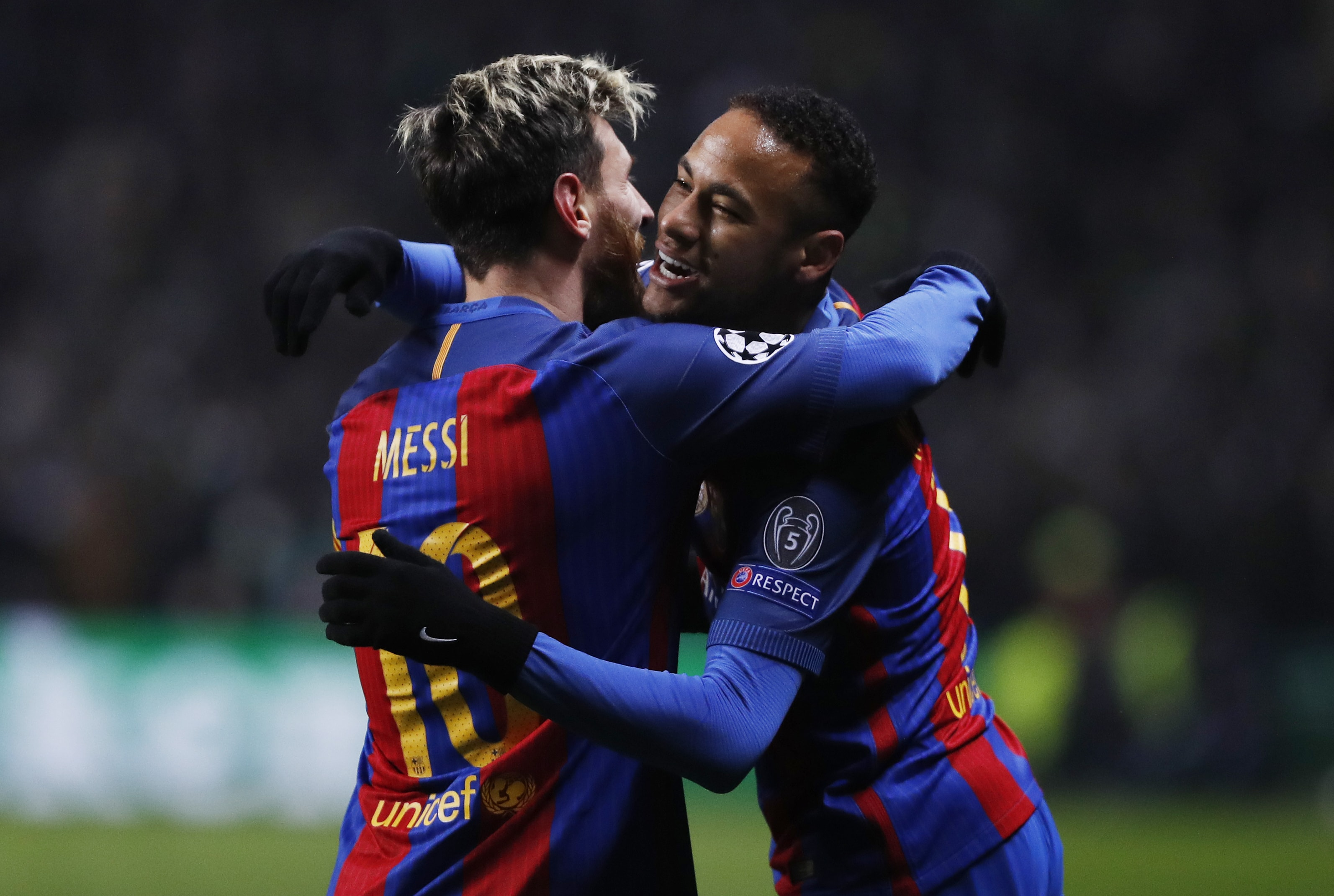Barcelona superstar Lionel Messi feared Neymar would join rivals Real Madrid