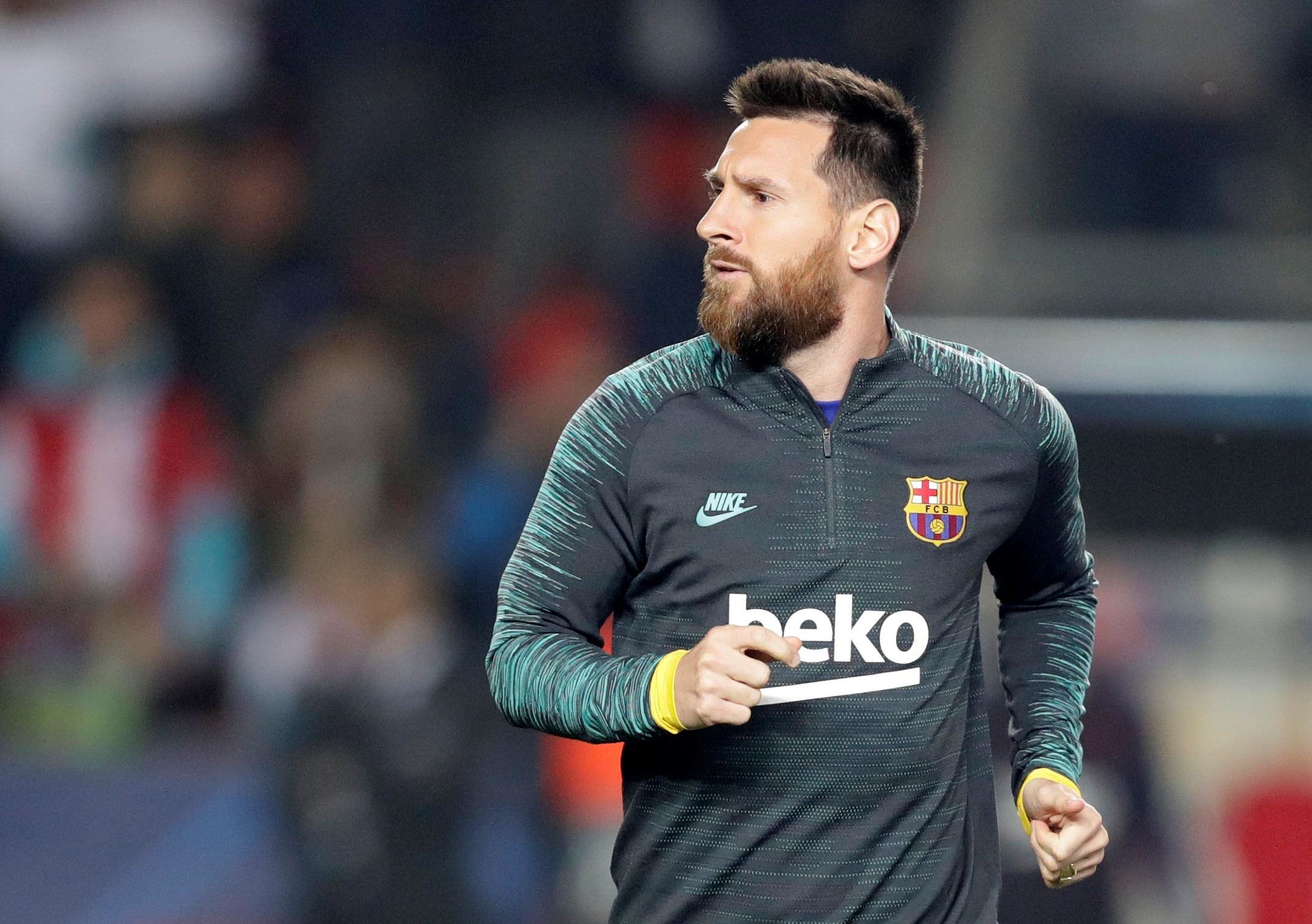 Barcelona superstar Lionel Messi reveals unlikely Newell's Old Boys dream return