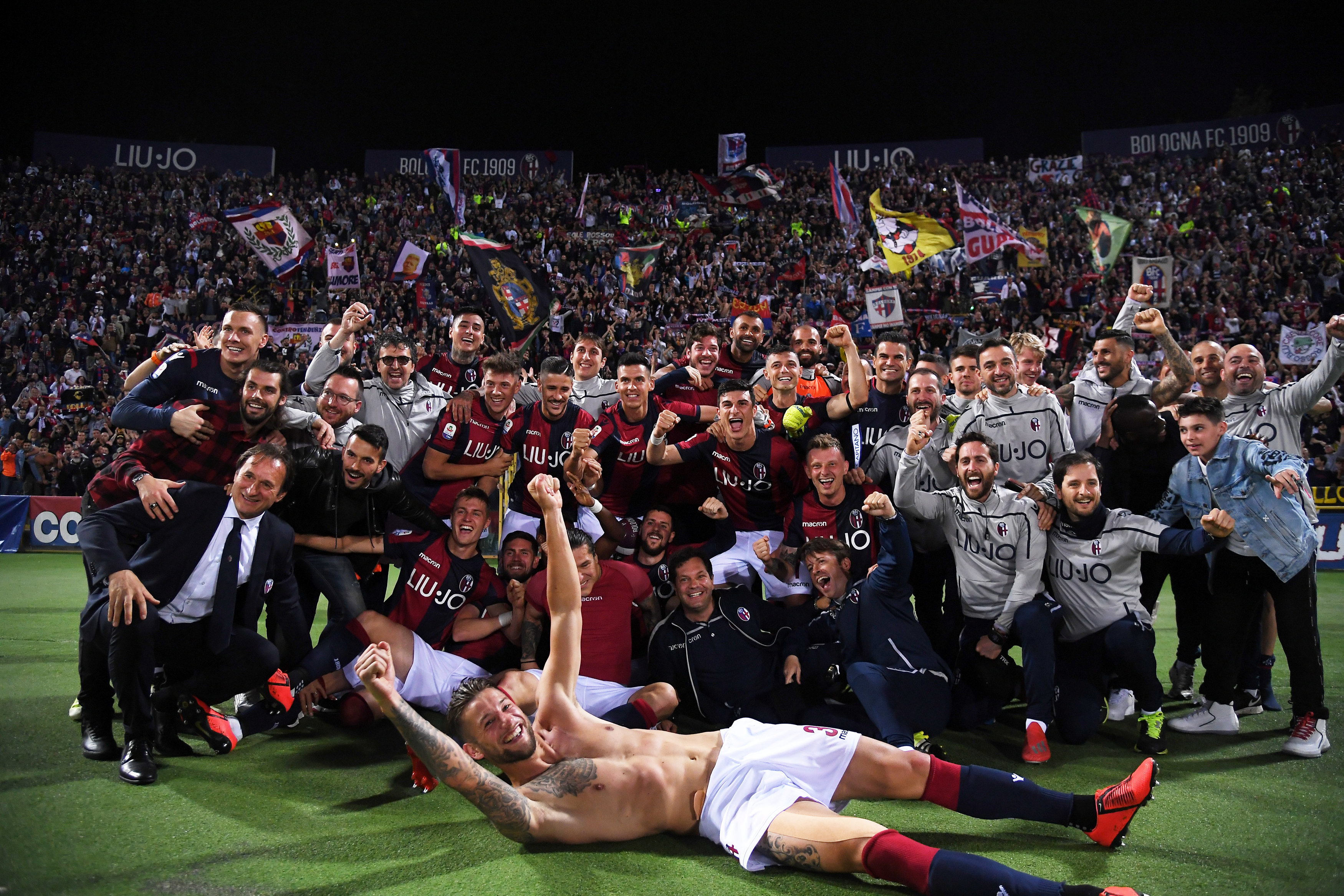 Bologna FC Players Salaries 2019/20 (Weekly Wages)