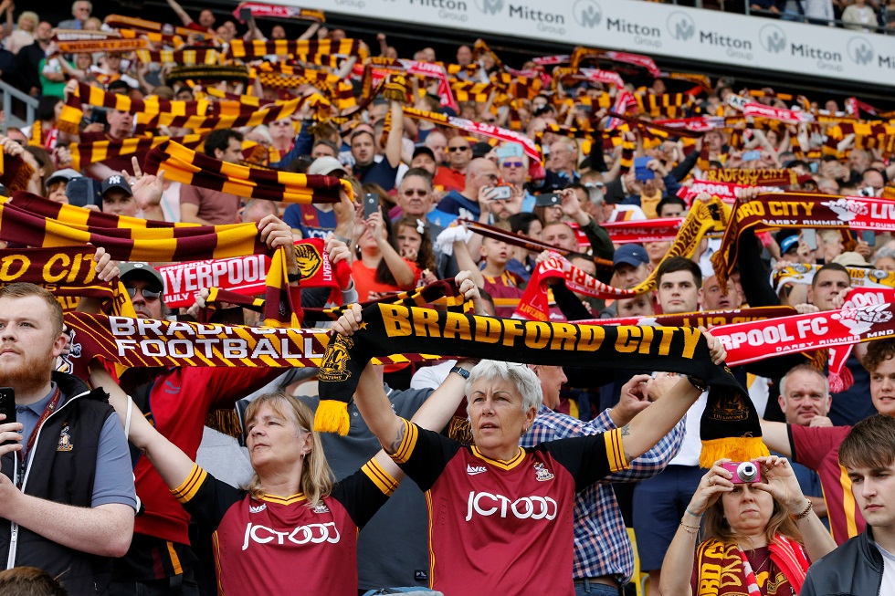 Bradford City Players Salaries 2019/20 (Weekly Wages)