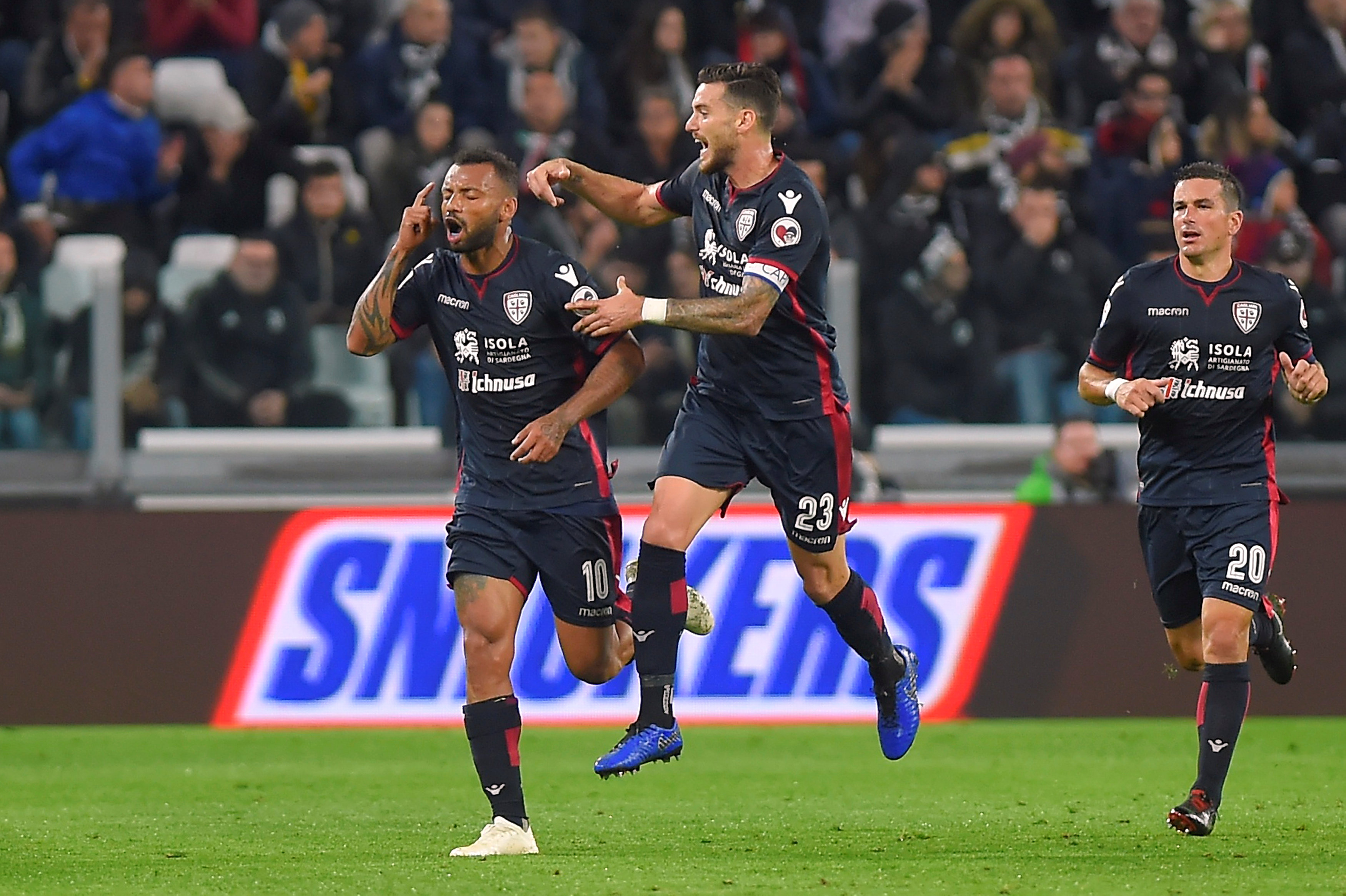 Cagliari Players Salaries 2020