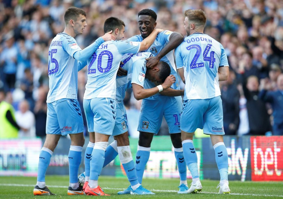 Coventry City Salaries 2020 (Weekly Wages)