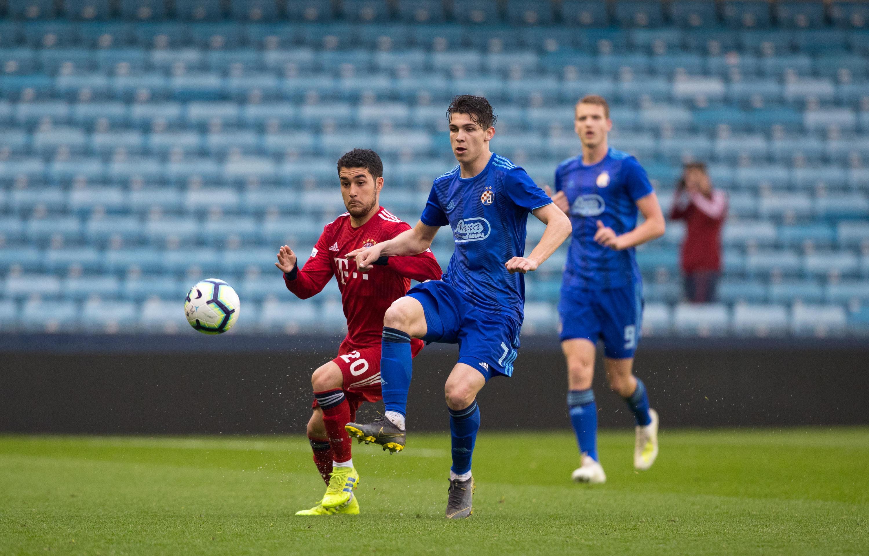 Dinamo Zagreb prospect Antonio Marin on Manchester City radar