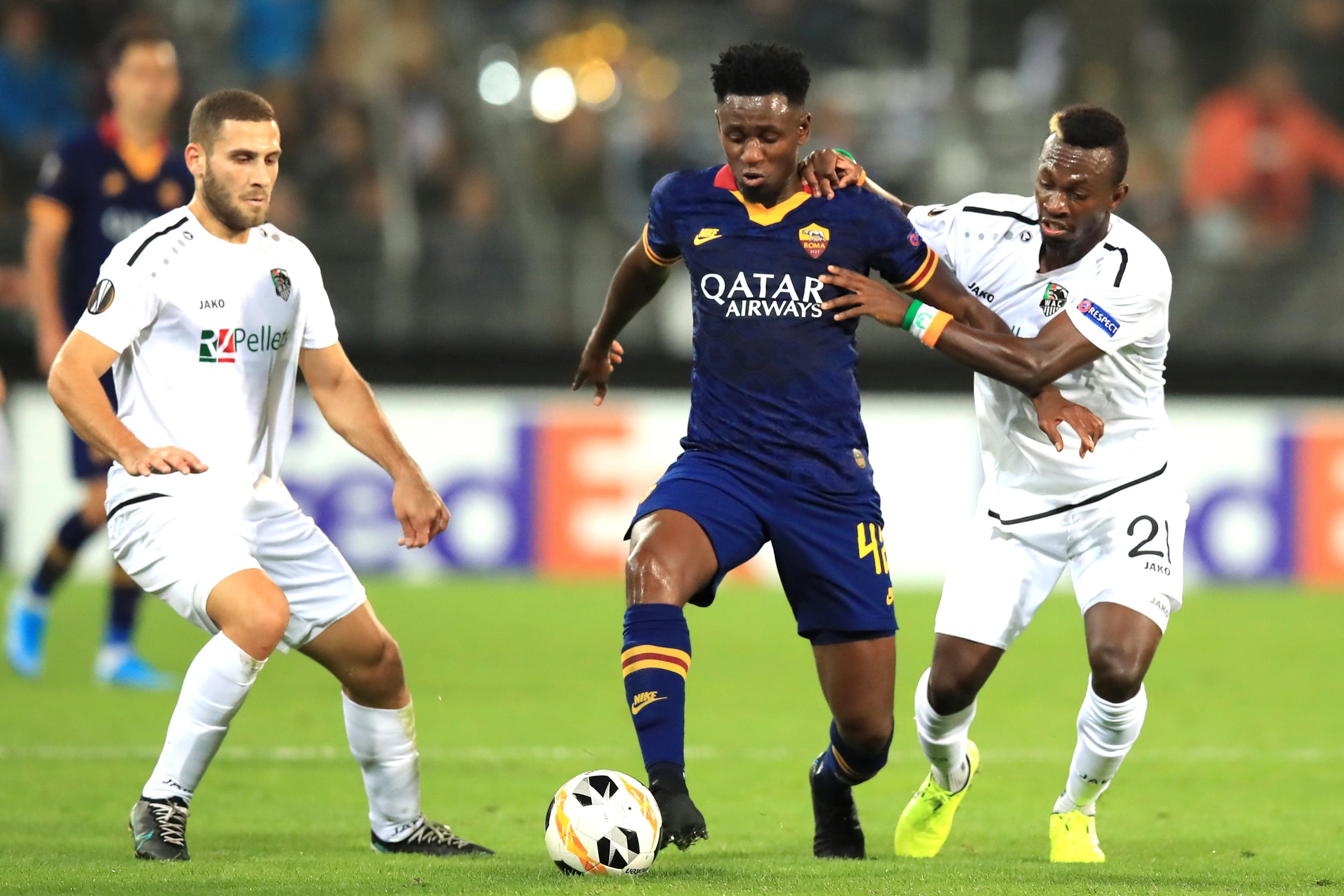 Edin Dzeko & Amadou Diawara add to Serie A side Roma injury woes