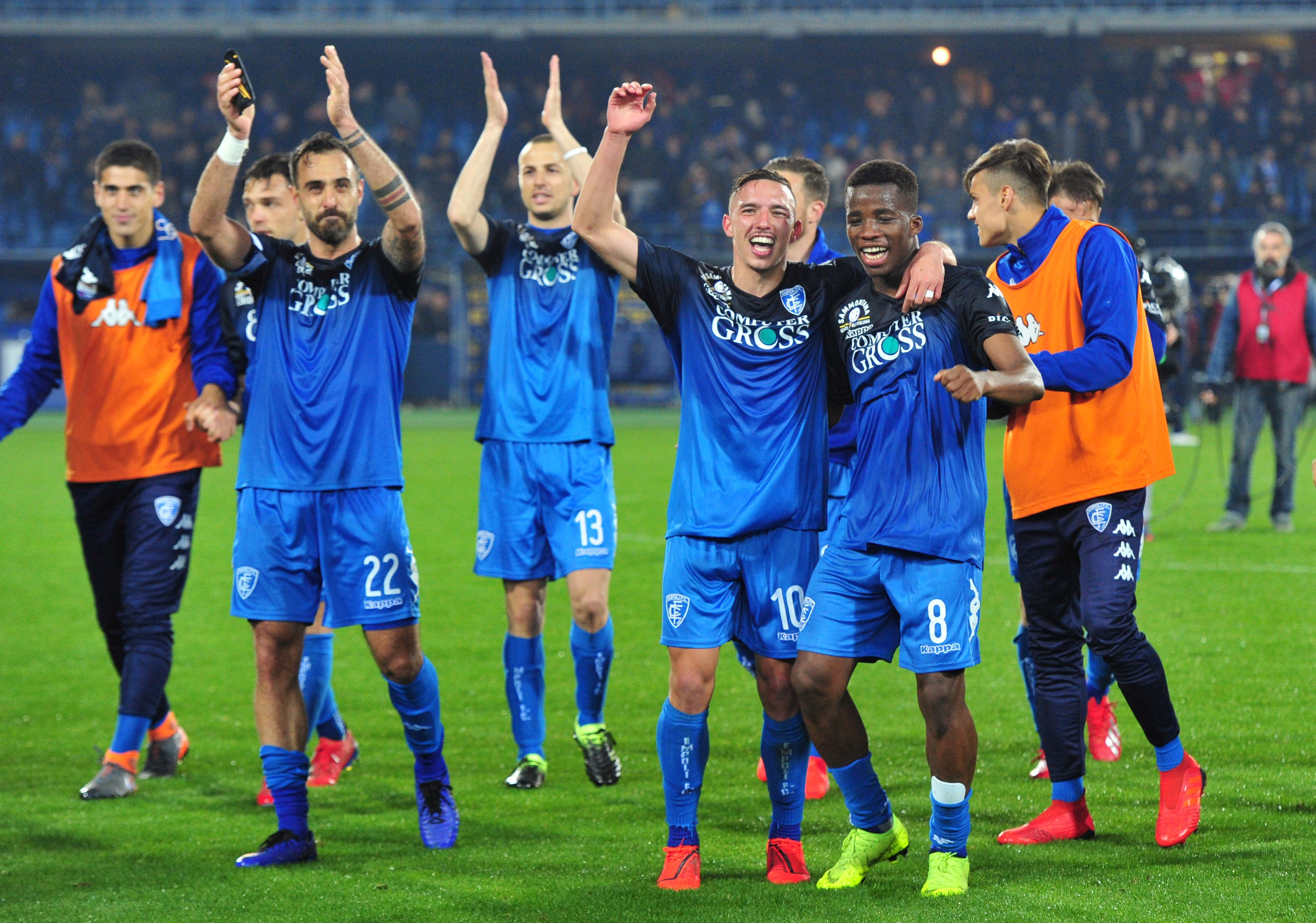 Empoli FC Players Salaries 2020 (Weekly Wages)