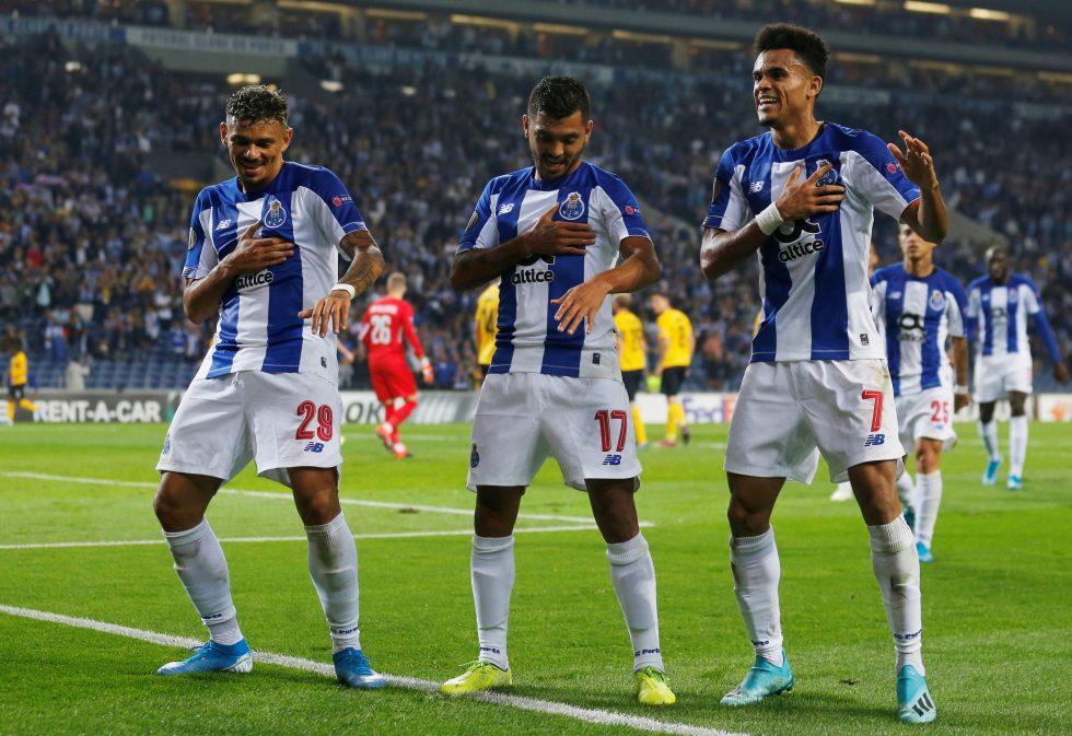FC Porto Players Salaries 2020