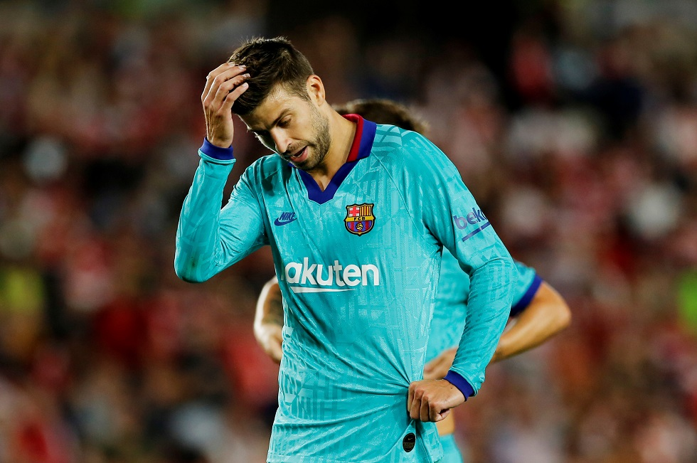 Gerard Pique Called Up To Meet Barcelona President After Public Accusations
