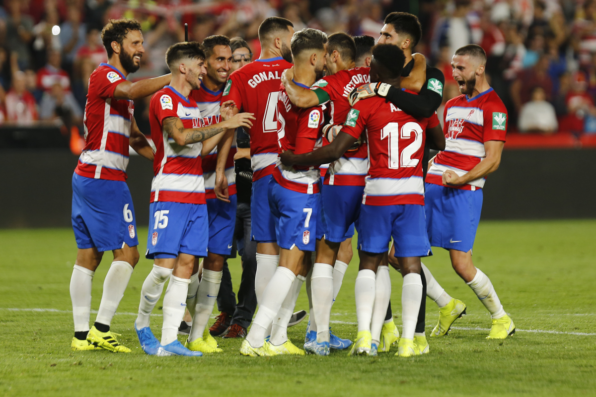 Granada shockingly on top of La Liga less than five months after promotion