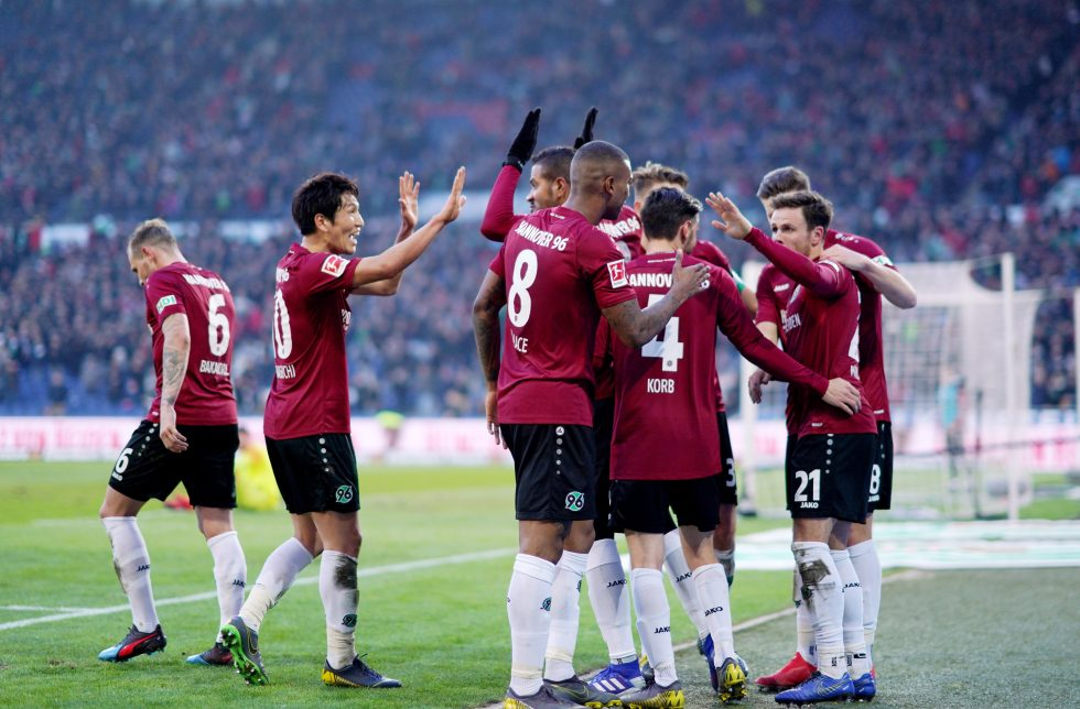 Hannover 96 Players Salaries 2020