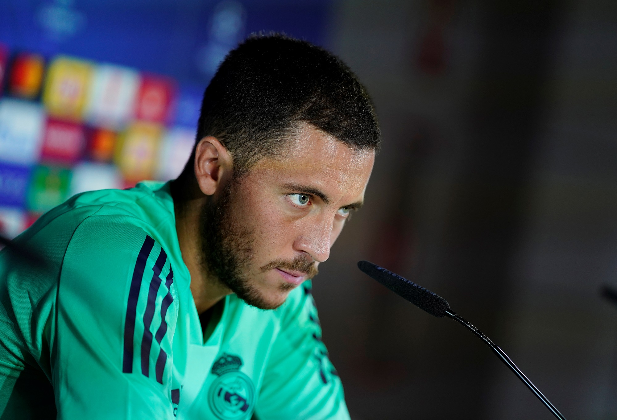 Hazard vows to succeed at Madrid