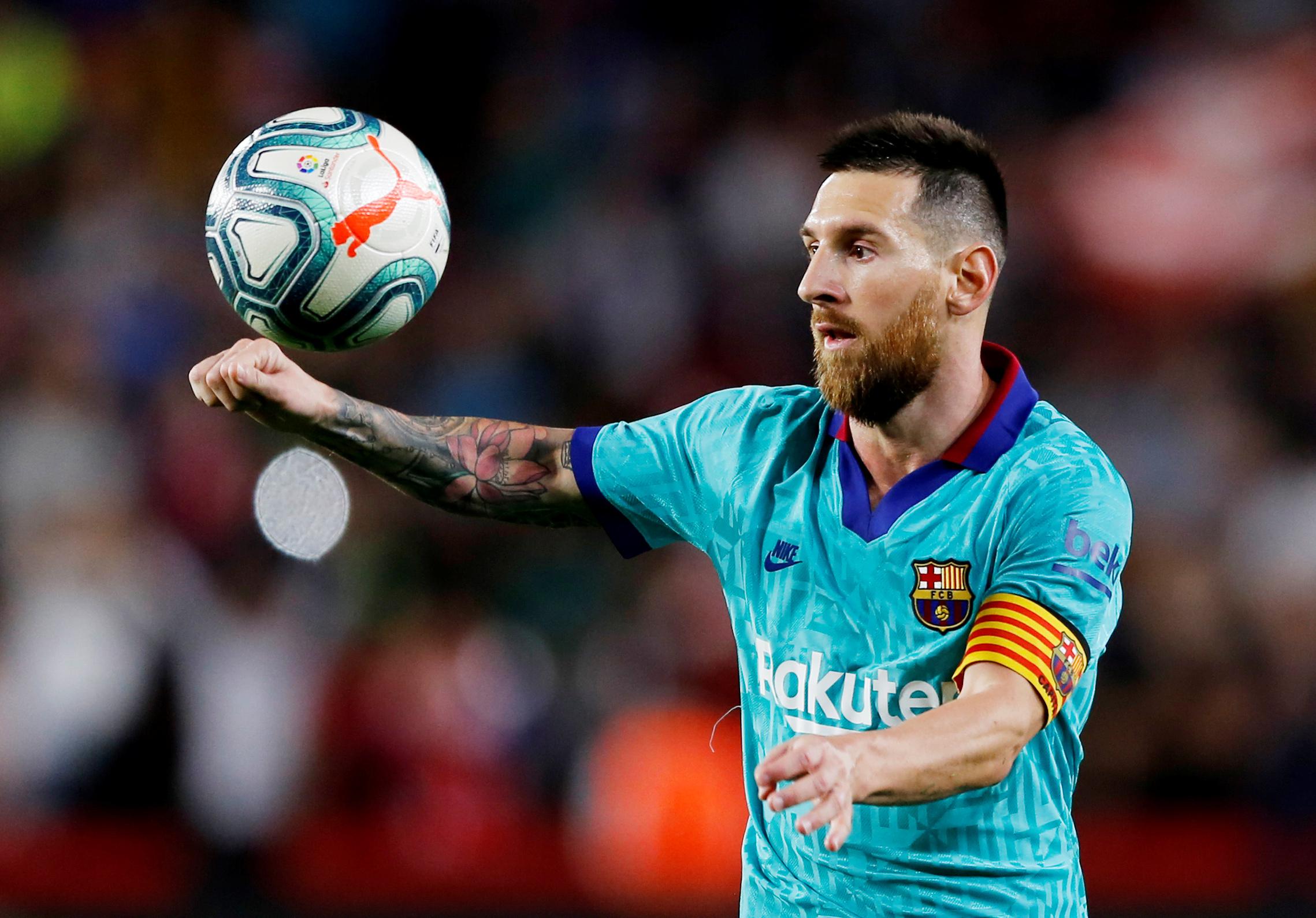 La Liga president Javier Tebas admits Lionel Messi mistreatment in tax fraud case
