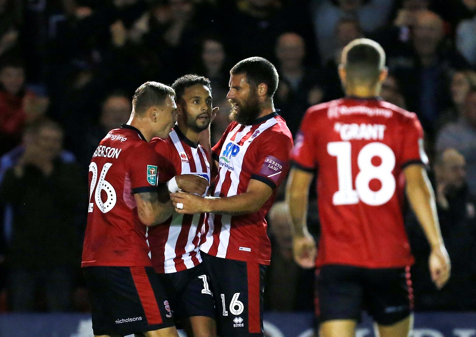 Lincoln City Players Salaries 2019-20 (Weekly Wages)