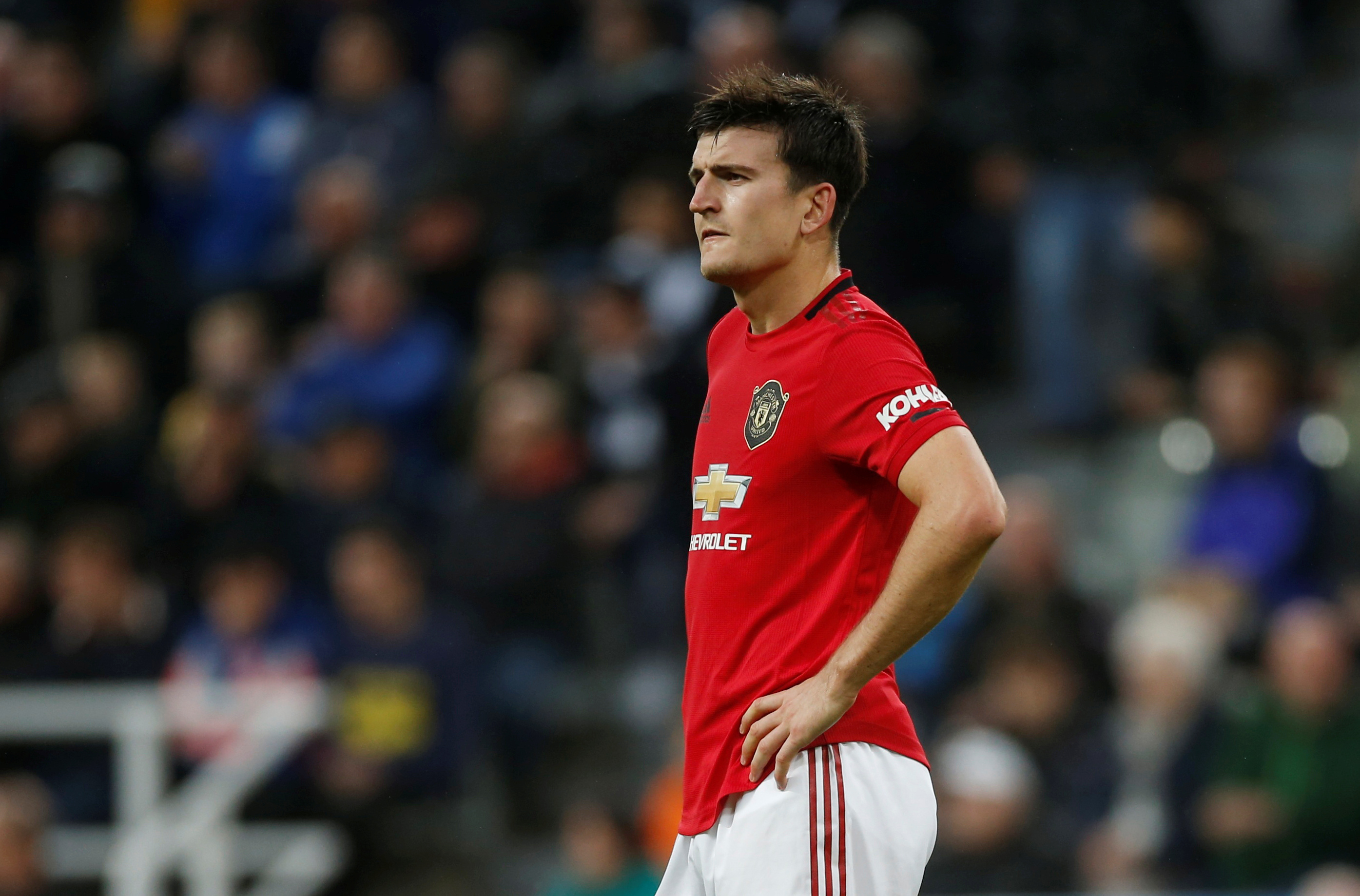 Maguire makes Leicester revelation after joining Manchester United
