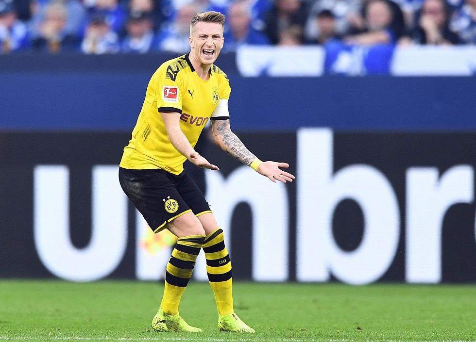 Marco Reus Blames Dortmund's Individual And Overall Form For Poor Results
