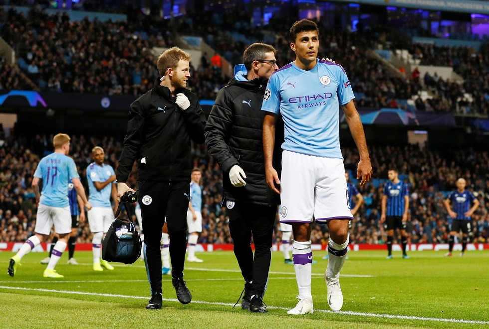 Pep Guardiola Provides Update On Midfielder's Injury