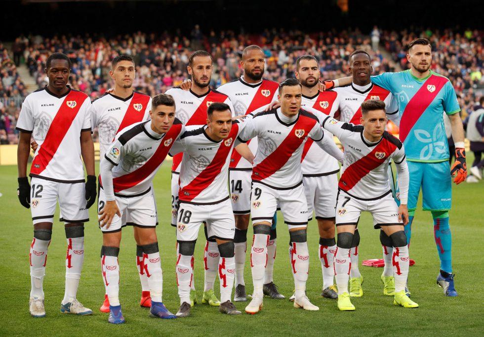 Rayo Vallecano Players Salaries 2020