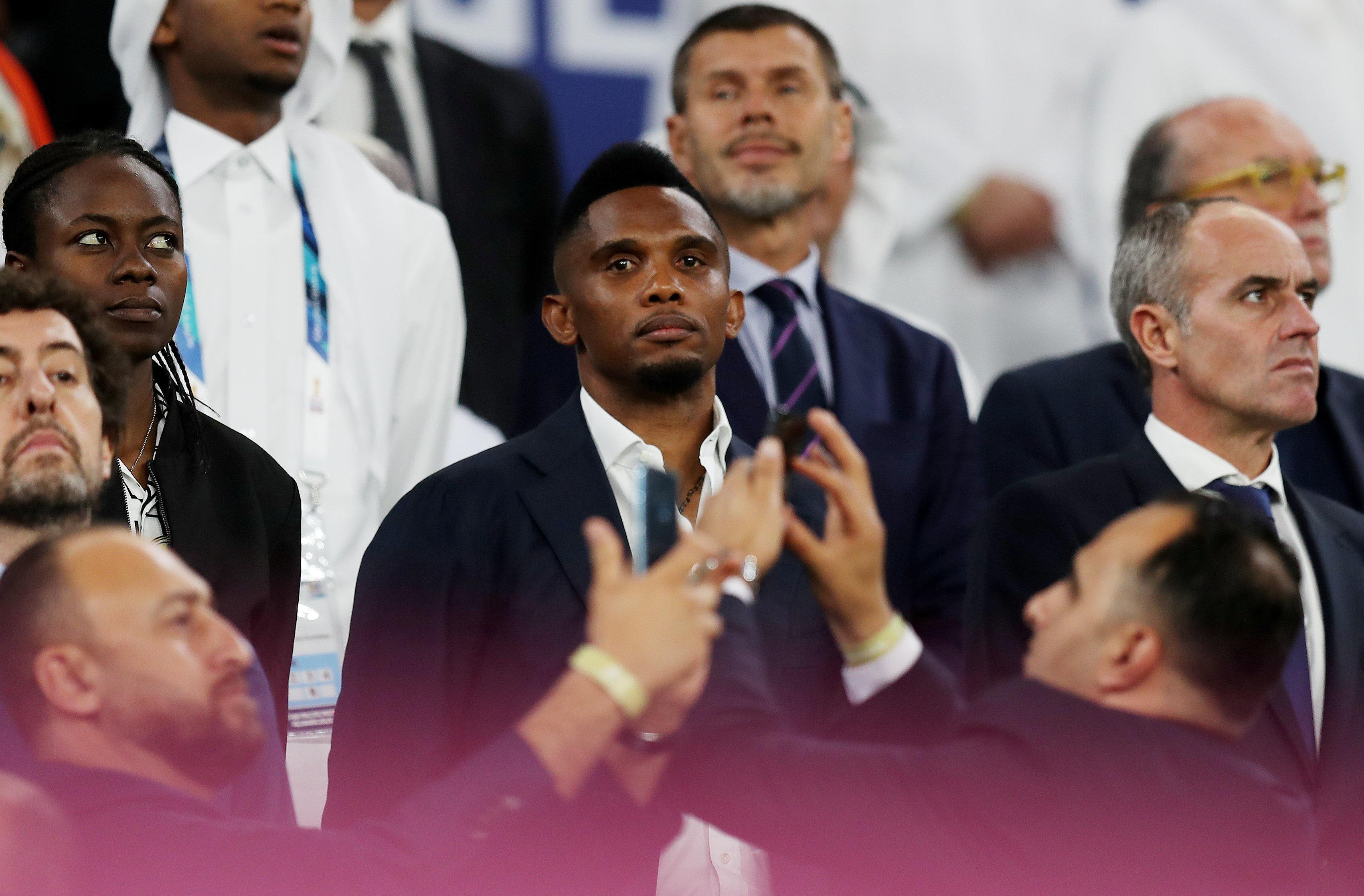 Recently-retired legend Samuel Eto'o open to Real Mallorca coaching job