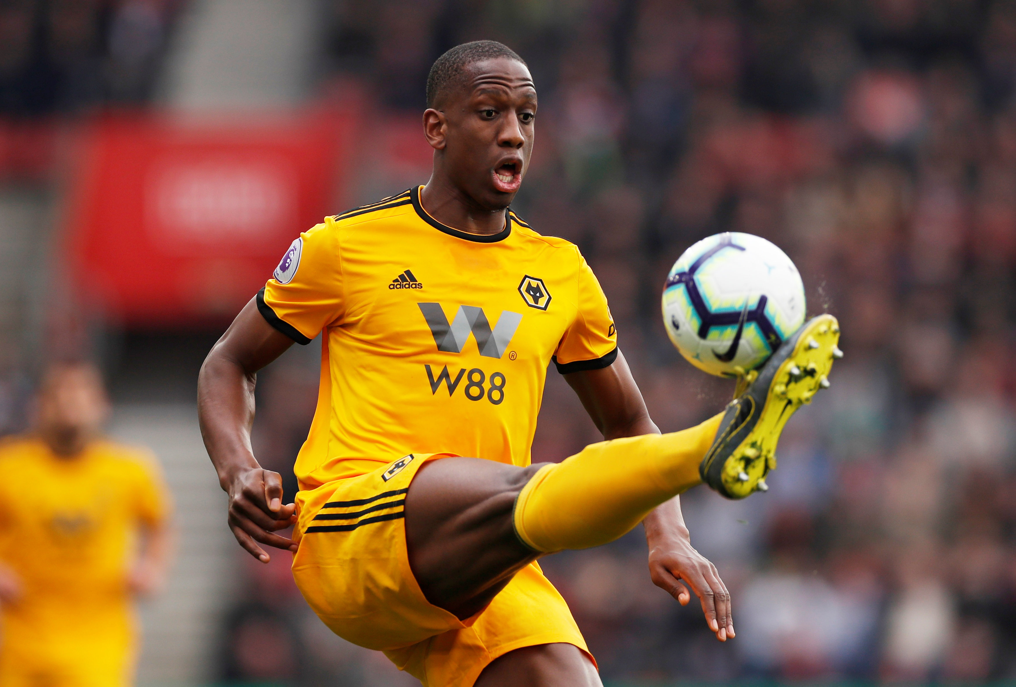 Season over for Wolverhampton defender Willy Boly after surgery on fractured fibula