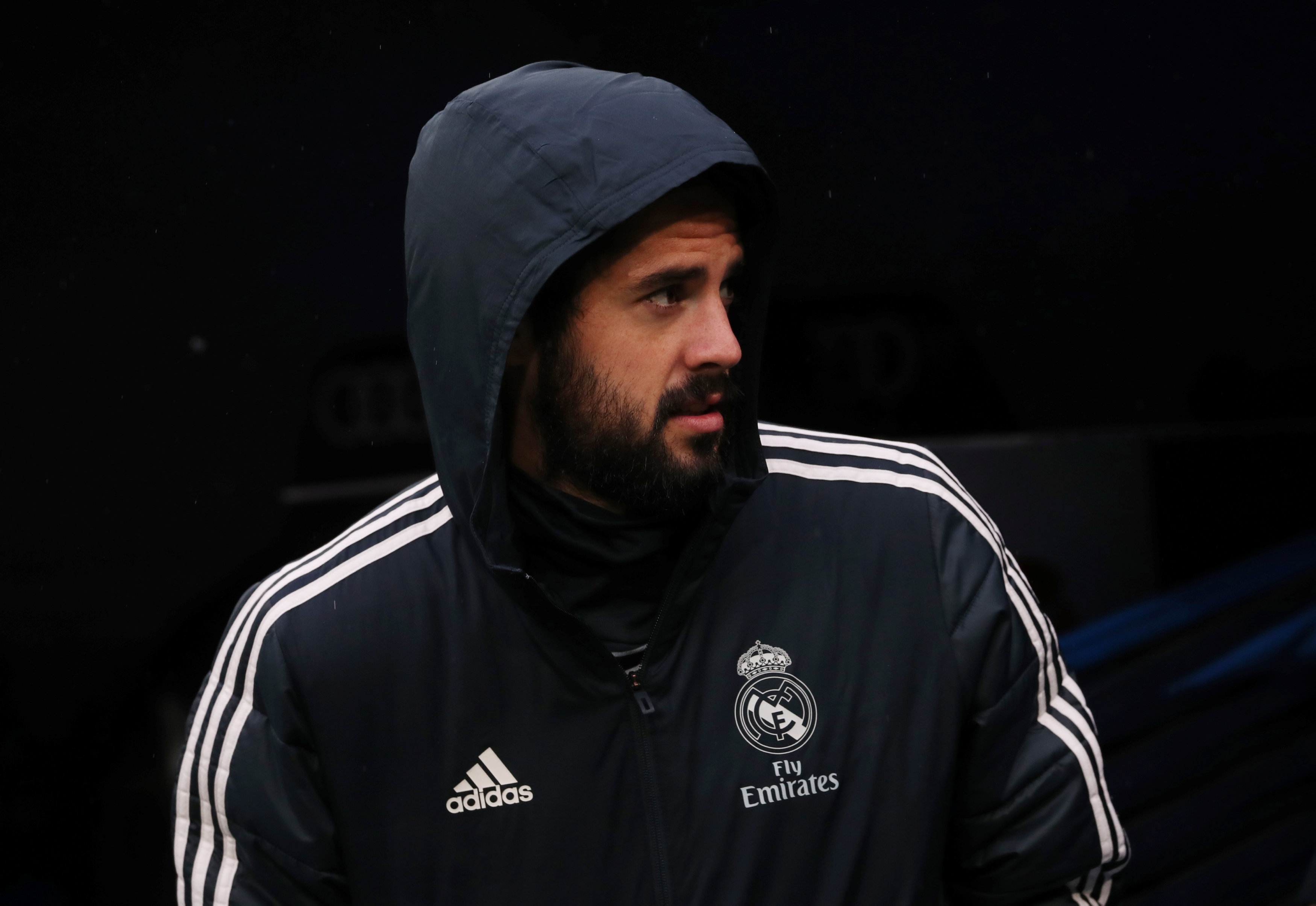 Spain international Isco ready to leave Real Madrid in January