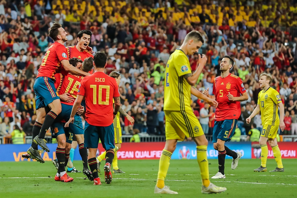 Spain vs Sweden Live Stream Free, Predictions, Betting Tips, Preview & TV!