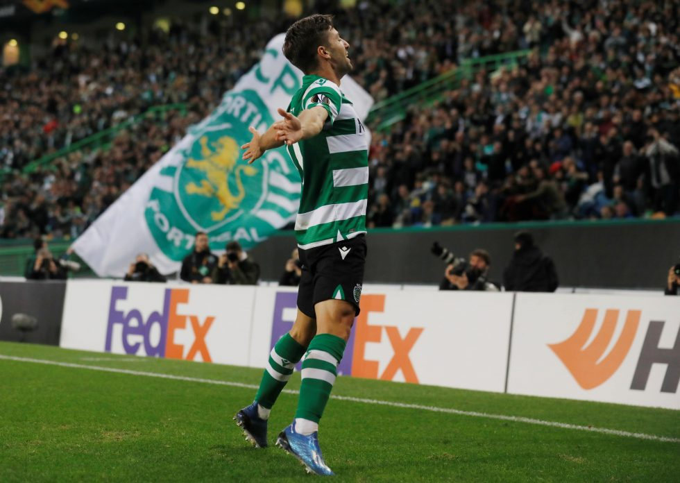 Sporting CP Players Salaries 2020