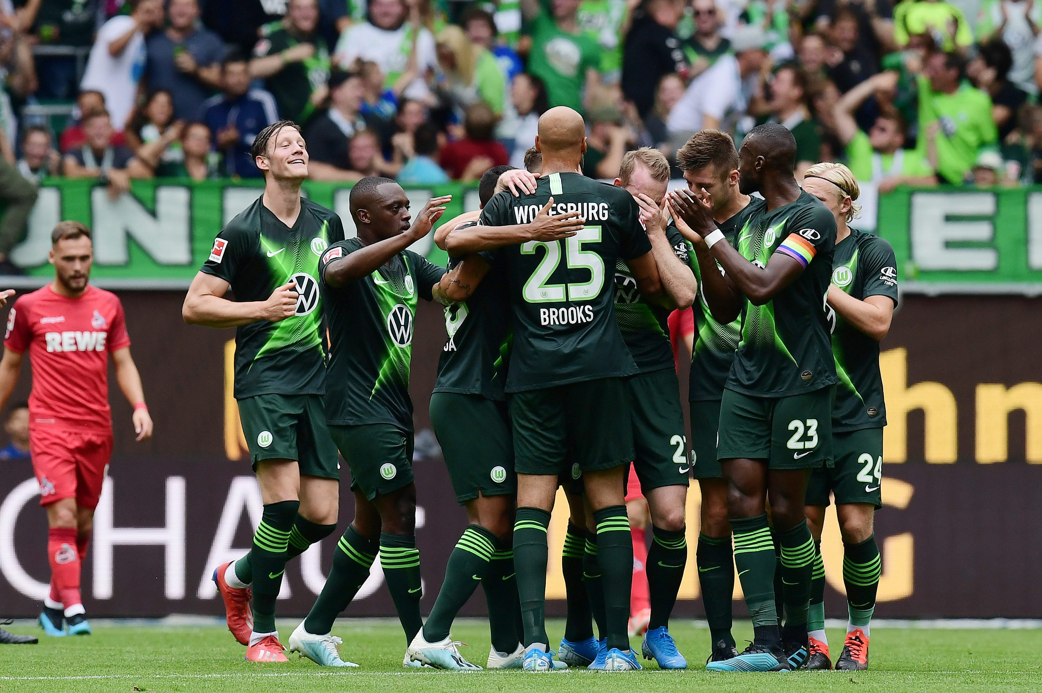 Top 5 unbeaten football teams from Europe's top divisions