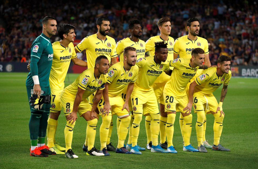 Villarreal CF Player Salaries 2020 (Weekly Wages)