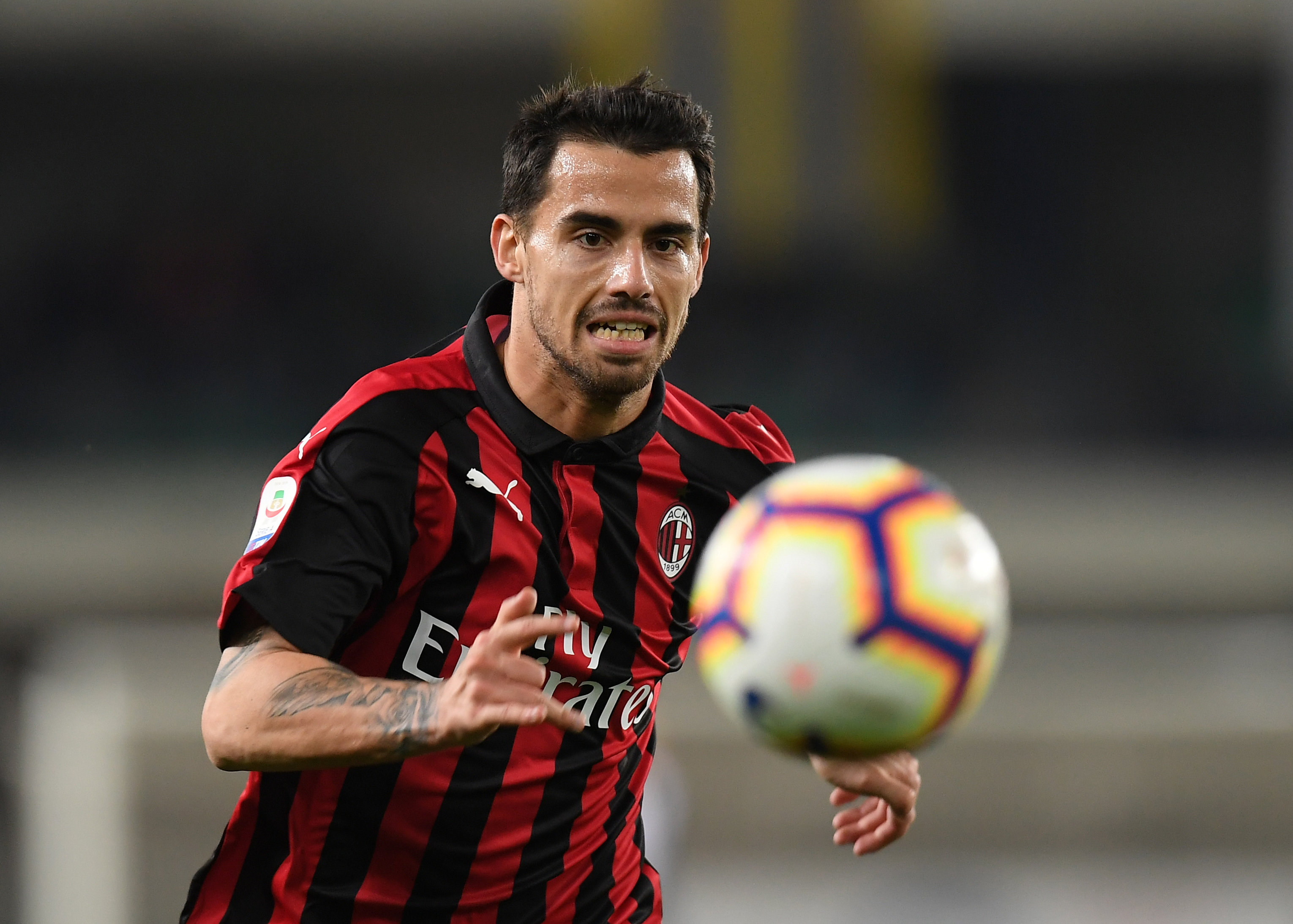 West Ham & Wolverhampton in tug of war over AC Milan winger Suso