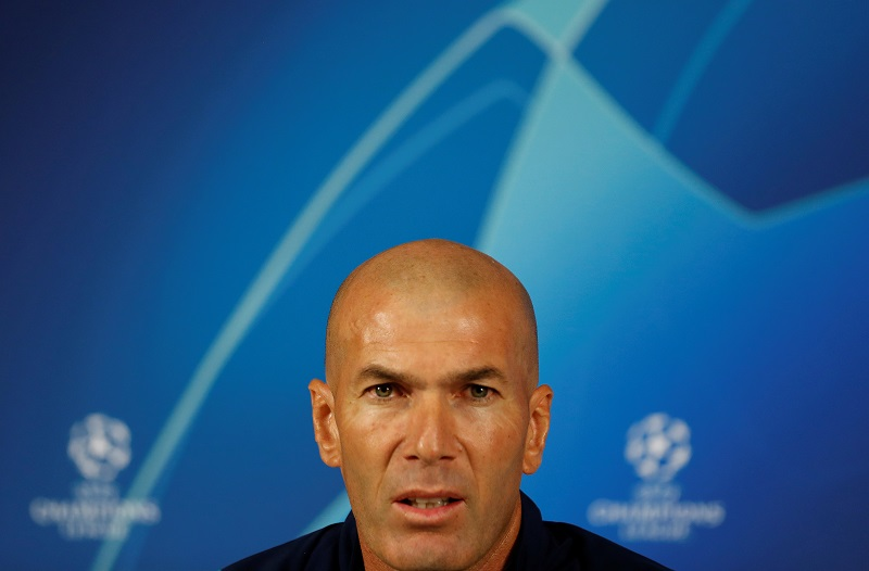 Who is the nightmare of Zinedine Zidane ?