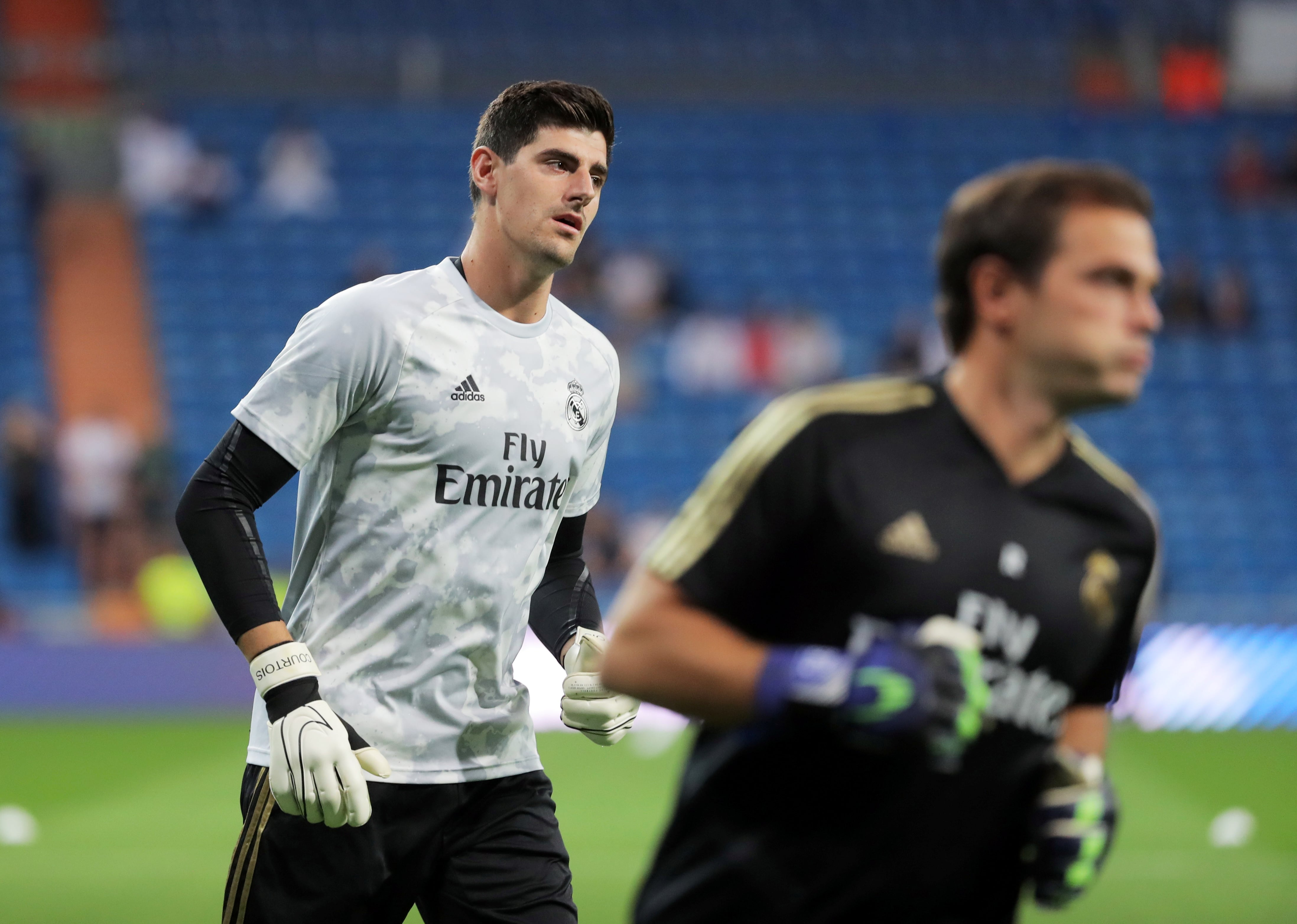 Why Real Madrid star Thibaut Courtois feels mistreated and targeted by media