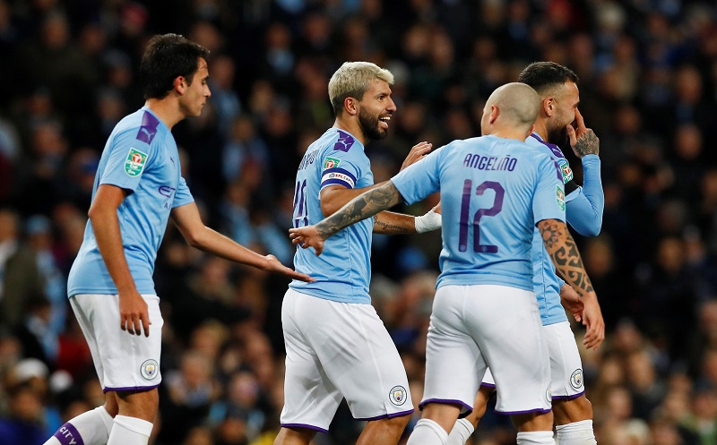 Aguero lifts the lid on life at Etihad