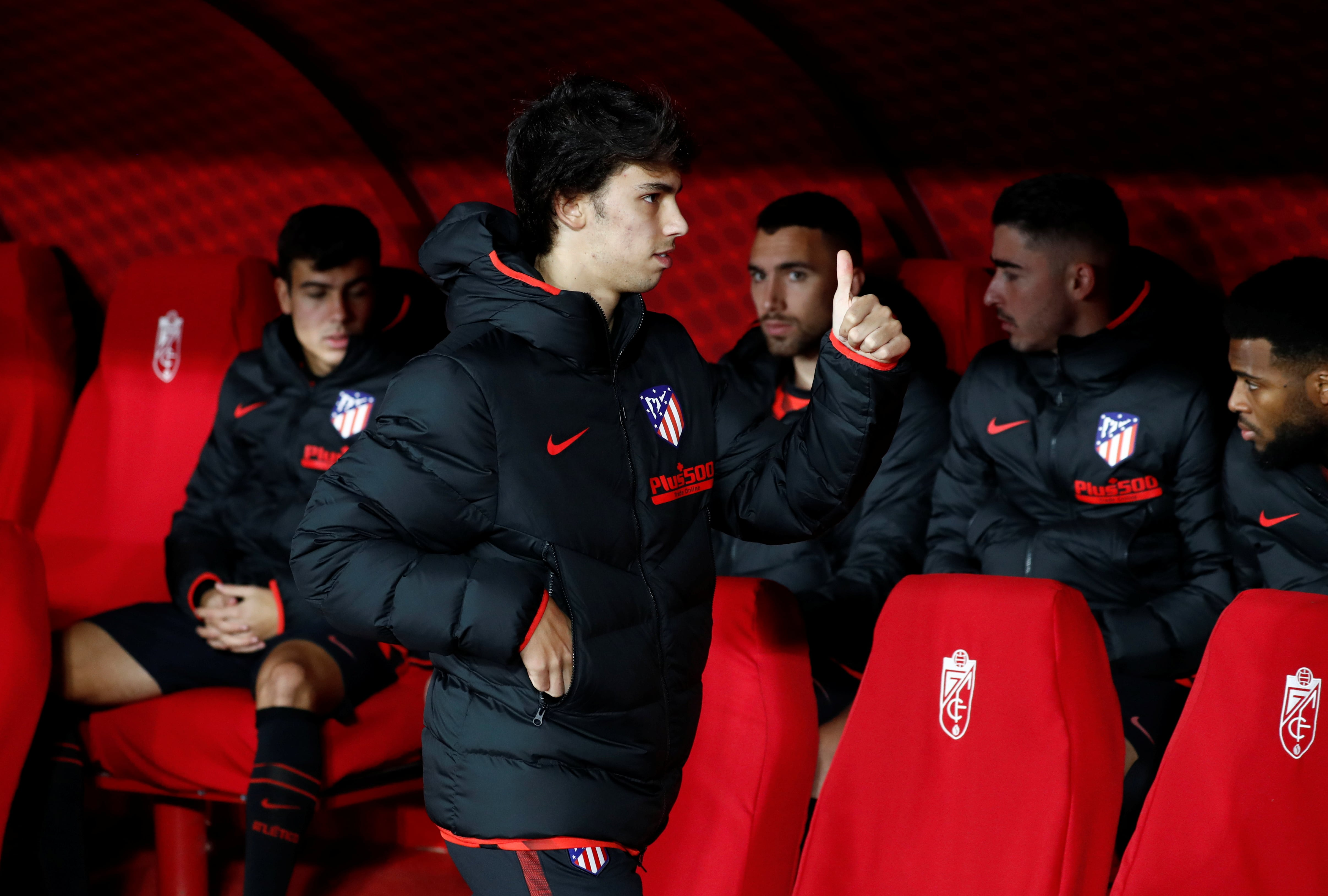 Atletico Madrid highly-rated star Joao Felix wins Golden Boy 2019