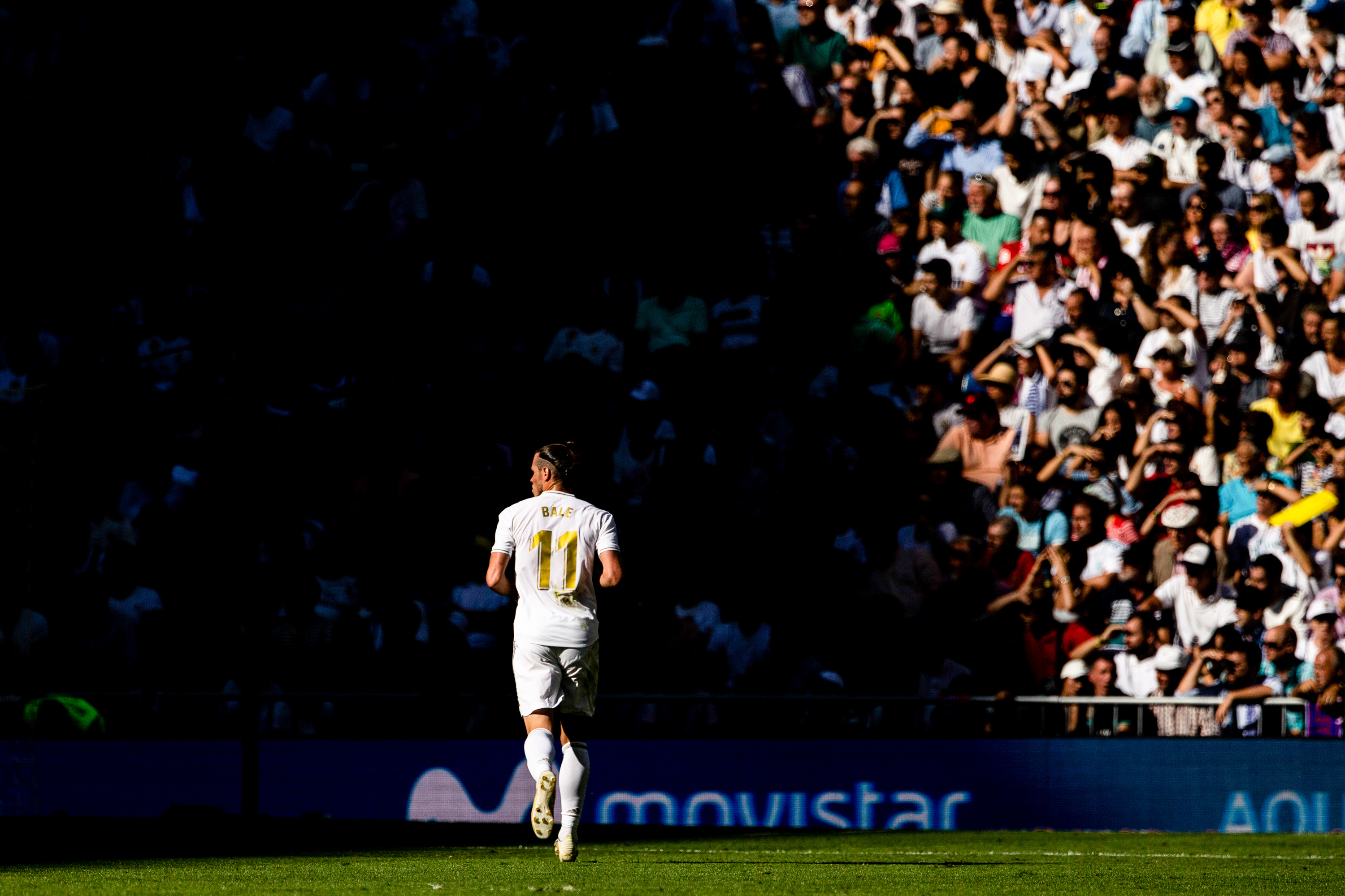 Bale sends yet another warning shot that he wants to leave Real Madrid