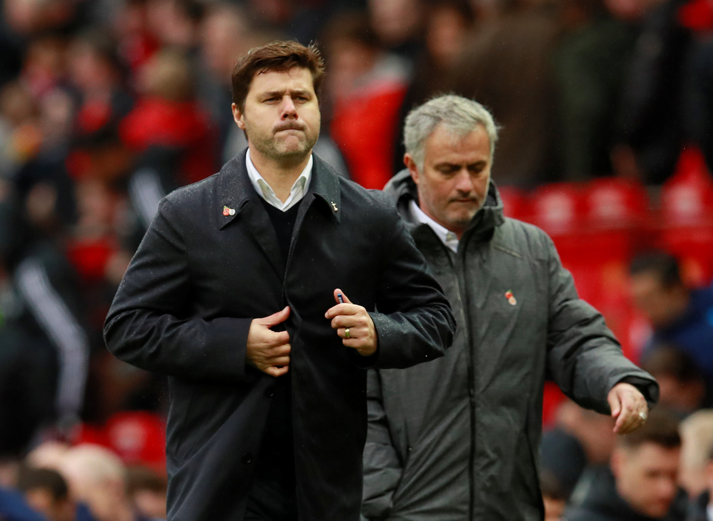 Bayern Munich prefer Tottenham's Mauricio Pochettino over Jose Mourinho