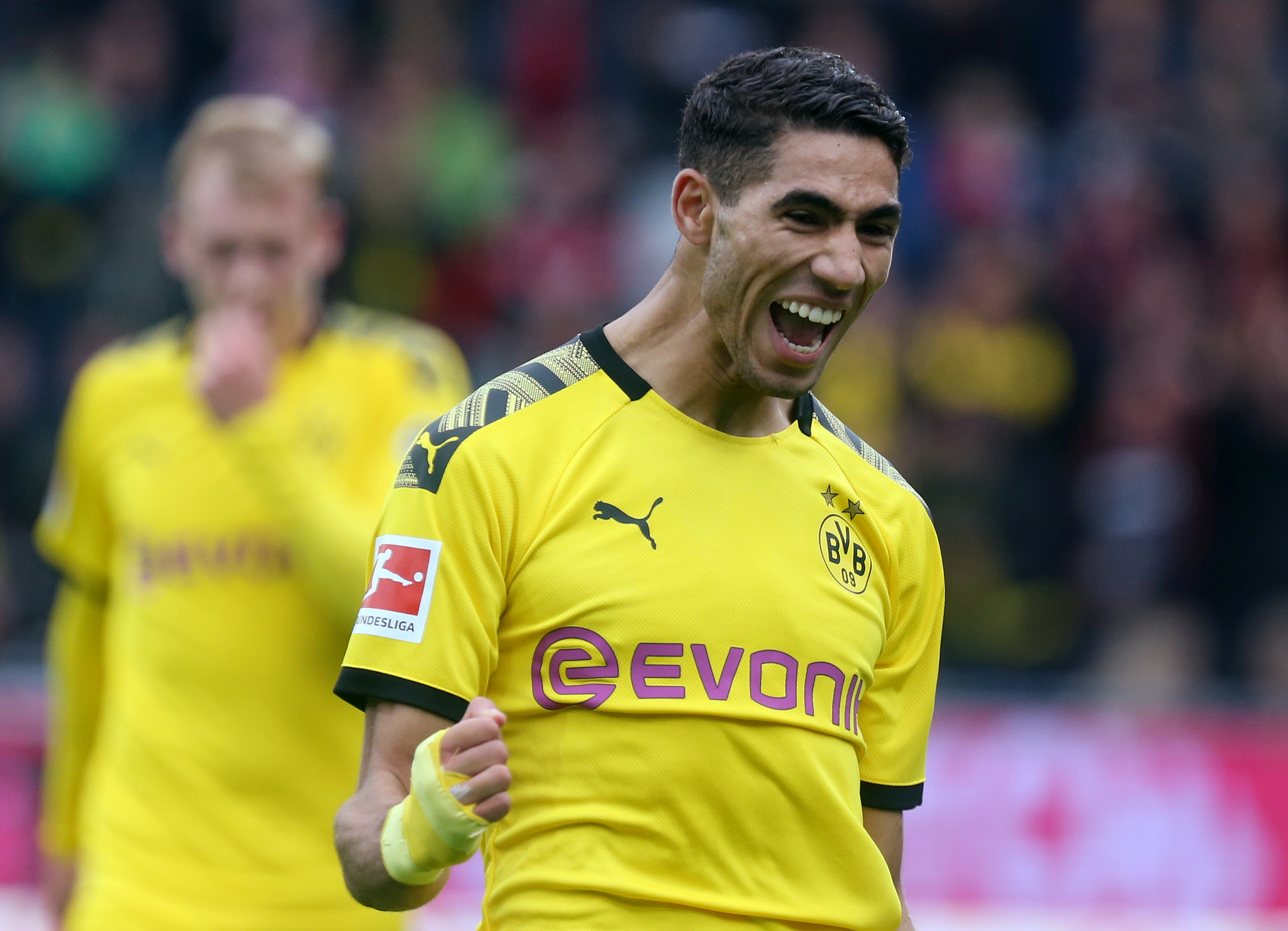 Borussia Dortmund star Achraf Hakimi talks up Real Madrid return
