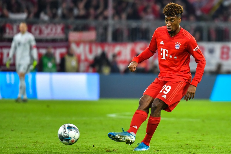 Coman admits to huge shortcoming in football